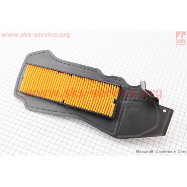 Фильтр-элемент воздушный (пластик) Honda AF61/62 [Китай]