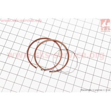 Кольца поршневые Honda DIO65 43мм +0,50 [Mototech]