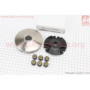 Вариатор передний к-кт Yamaha 2JA (под вал 16мм) [VLAND]