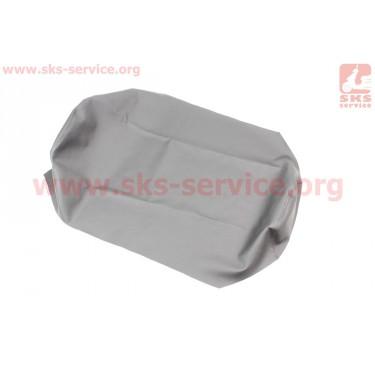 Чехол сиденья 12V (эластичный, прочный материал) черный [Украина]