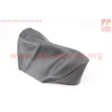 Чехол сиденья Карпаты (эластичный, прочный материал) черный [Украина]