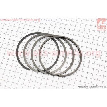 Кольца поршневые 80мм STD [ТАТА]