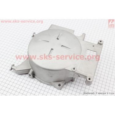 Крышка генератора задняя под подшипник 6203 0,8кВт (ET-950) [Китай]