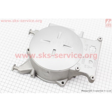 Крышка генератора задняя под подшипник 6204 0,8кВт (ET-950) [Китай]