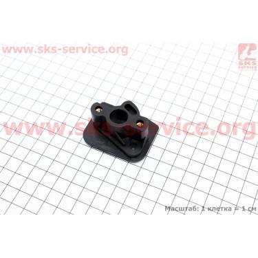 Патрубок карбюратора текстолитовый (малое отверстие) 1E34F-1E36F [Китай]