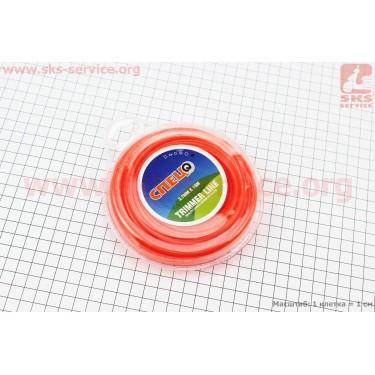 """Леска d=2,7mm, 15м """"круг"""" [Китай]"""