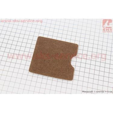 Фильтр воздушный - элемент квадратный, войлок двухслойный [Китай]