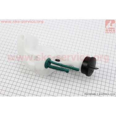 Бак топливный Stihl FS-38/45/55 [Китай]