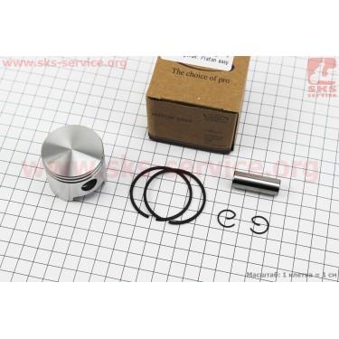 Поршень, кольца, палец к-кт 42мм (палец 12мм) OLEO 746, EFCO 8460 [SABER]