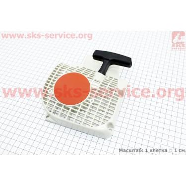 Стартер в сборе (две собачки) MS-210/230/250 [Китай]