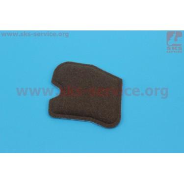 Фильтр воздушный 235/235e/236/236e/240/240e (войлок, коричневый) [Китай]