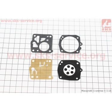 Ремонтный комплект карбюратора мод. 268/272, 4 детали [Китай]
