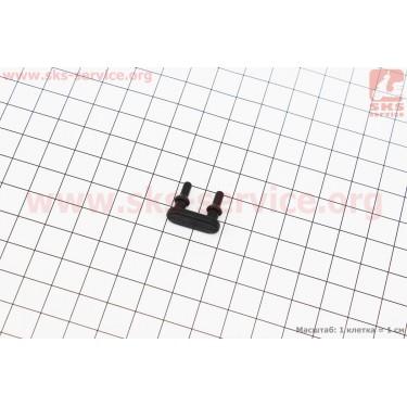 Амортизатор рукоятки пилы (бак топливного) 4500/5200 [Китай]