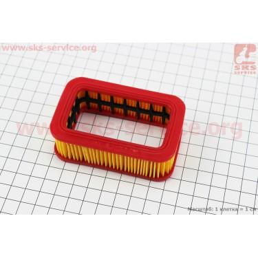 Фильтр воздушный 4500/5200 - элемент (прямоугольный, бумажный 84x55x28мм)  [Китай]