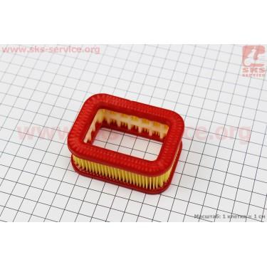 Фильтр воздушный 4500/5200 - элемент (прямоугольный, бумажный 74x52x28мм)  [Китай]