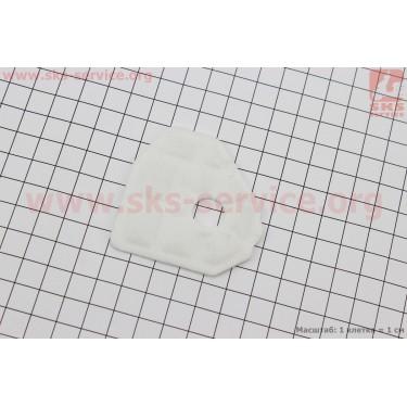 Фильтр воздушный - элемент (войлок, рефленый) 340S/350S/360S [Китай]