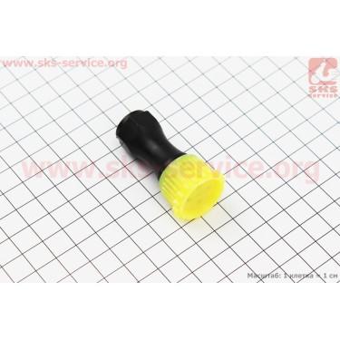 Распылитель желтая лейка 4 отверстия [Китай]