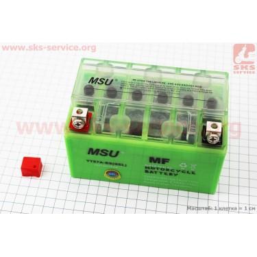 Аккумулятор 7Аh YTX7A-BS гелевый (L150*W87*H94mm), 2020, от 8шт -3% [MSU]