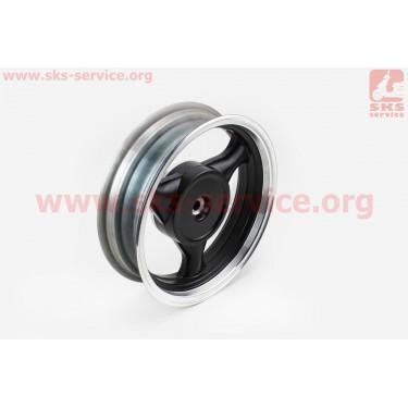 D08 Диск литой задний (бараб. торм. для 150сс)  MT3,5x13, черный [Китай]