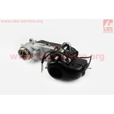 Двигатель скутерный в сборе 2Т (ременной) Yamaha-Storm50 [Mototech]