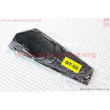 Фильтр-элемент воздушный поролон с пропиткой 50-80сс, черный [Украина]