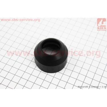 Пыльник переднего амортизатора (под шток 27мм) [Китай]