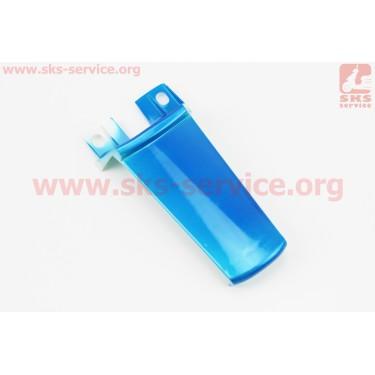 пластик - задний верхний (соединительный), ГОЛУБОЙ [Китай]