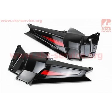 Viper - V200-R2 пластик - боковой средний лев, прав к-кт 2шт ЧЕРНЫЙ [Китай]