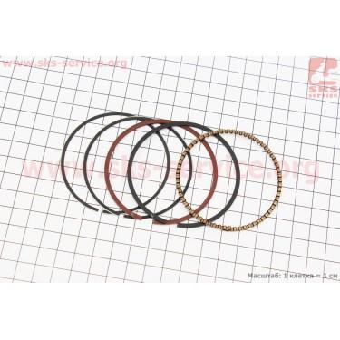 Кольца поршневые 200cc 63,5мм +0,75 [KOSO]