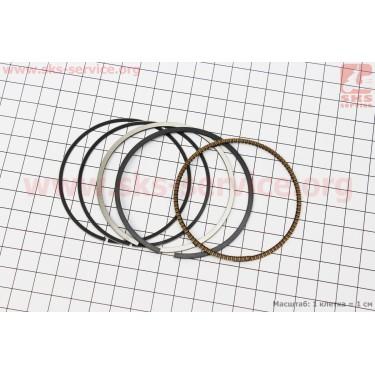 Кольца поршневые 250cc 69мм +0,50 [KOSO]