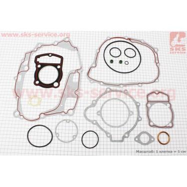 Прокладки двигателя к-кт 125сс-56,5mm [DDL]