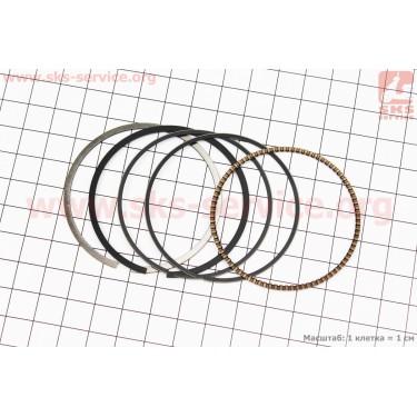 Кольца поршневые 140сс 56мм STD [Китай]