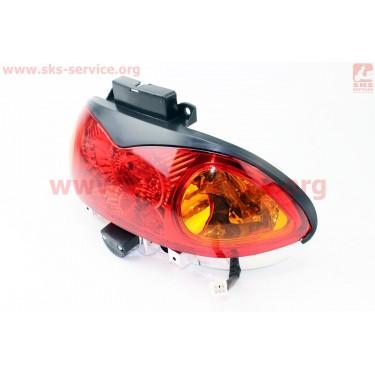 Viper - F1/F50 Фонарь задний в сборе, тип. 2 [Китай]