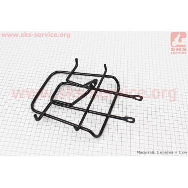 Honda DIO AF-18 Багажник задний под кофр (метал) [Китай]