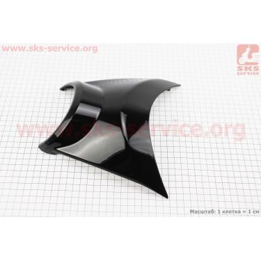 Yamaha BWS125 пластик - накладка клюва верхняя, New [Китай]
