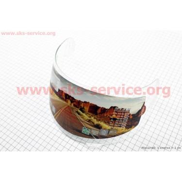Стекло для шлема HF-150/HF-160 [FXW]