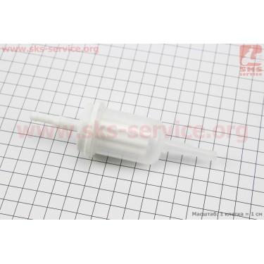 Фильтр топливный прозрачный большой (полипропилен) [Китай]