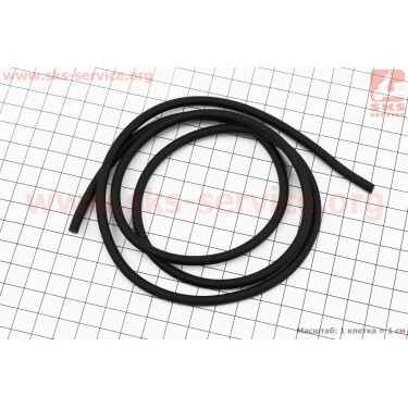 Шланг топливный (внешн. 4мм, внутр. 2мм) 1метр [Mototech]