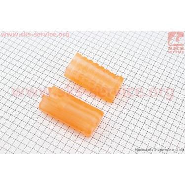 Резинка подножки ALPHA к-кт 2шт, розовый [TMMP]