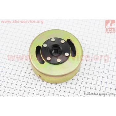Ротор магнето (на 2 катушки) на бесстартерный двигатель [Китай]
