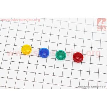Глазки панели приборов к-кт 4шт [Китай]