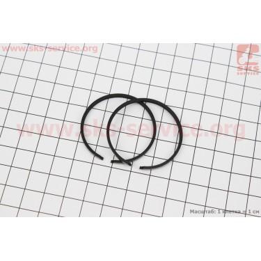 Кольца поршневые к-кт 2шт 1р. 38,20мм, ПОЛЬША [MOTUS]