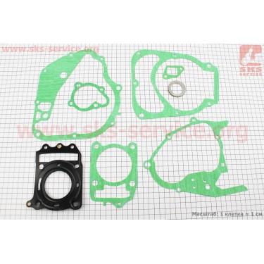 Прокладки двигателя к-кт Honda  SPACY CH125 (металл) [Китай]