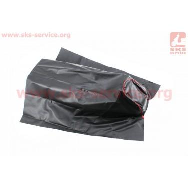 Чехол сидения Suzuki LET'S (с красной каемкой) [Китай]