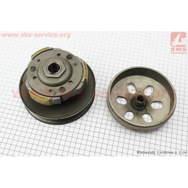Вариатор задний к-кт Honda SH125/150 [Китай]