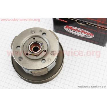 Вариатор задний к-кт Suzuki AD 50 (без колокола) [Mototech]