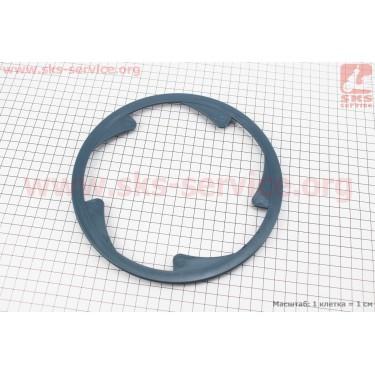 Защита шатуна на 5 отверстий 48Т, пластмассовая, серая GR 01 [Китай]