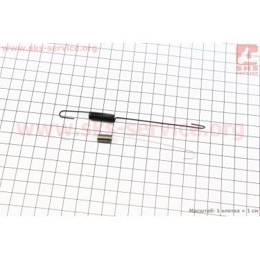 Пружины регулятор газа к-кт 2шт 168F/170F [Китай]