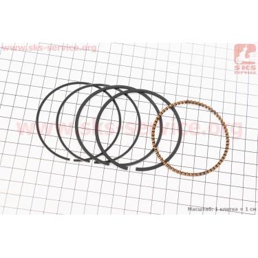 Кольца поршневые 168F 68мм STD [ТАТА]