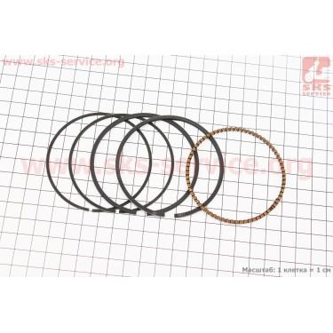 Кольца поршневые 170F 70мм +0,50 [ТАТА]